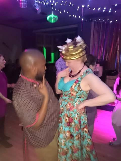 the best craic at Catherine and Kate's 40th bash! Levenshulme