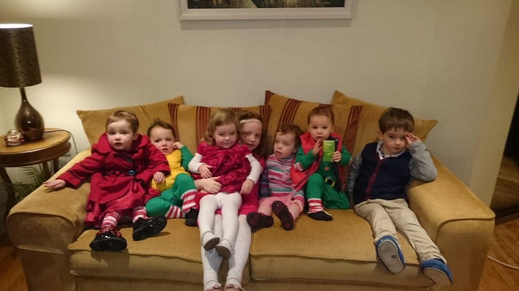 All Tolly's kid cousins in Ireland