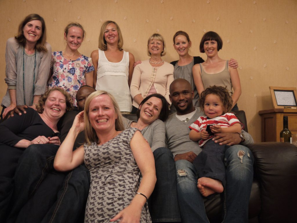 September 2013. Leeds GU doctors reunion in Leeds joined by the georgeous Lesego, Tolly & Themba on this occasion. One of many 'Leeds GU reunion' nights like this which mostly involved lots of catching up and laughter with occasional shared tears. At one of these events it was agreed that best collective noun for such a group should be a 'discharge' of GU doctors.