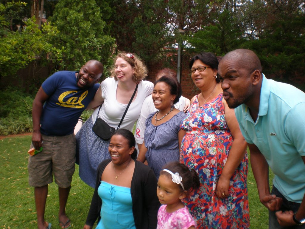 The Mongales in Kimberley at Father Ozzy's place in 2013